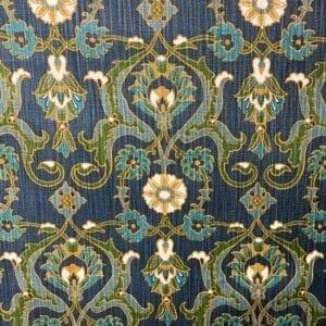 Iznet - Adriatic- Designer Fabric from Online Fabric Store