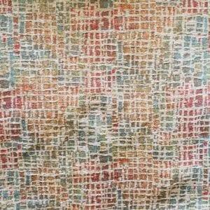 Modern Geometry - Multi- Designer Fabric from Online Fabric Store