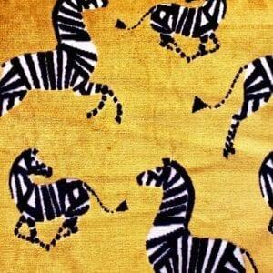 Farlowe - Saffron- Designer Fabric from Online Fabric Store