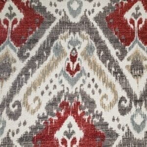 Twin Falls - Garnet - Designer, Decorator Fabric from Online Fabric Store | Nashville, TN