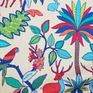 Elk Park - Linen- Designer Fabric from Online Fabric Store