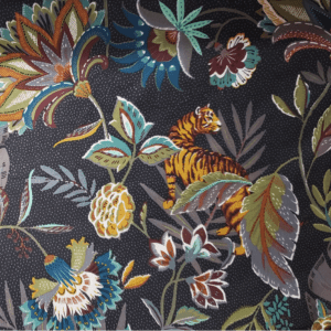 Bengale - Anthrocite- Designer Fabric from Online Fabric Store