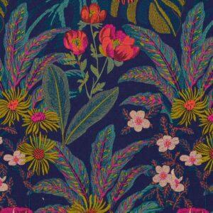 Abelia - Garden- Designer Fabric from Online Fabric Store